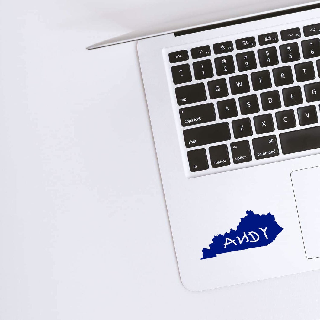 Kentucky Andy Decal by Freak and Pocky