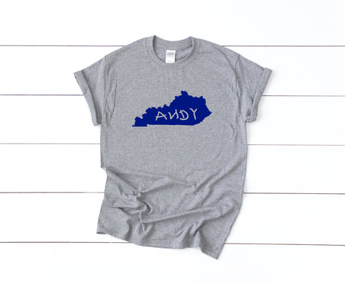 Kentucky Andy T-Shirt by Freak and Pocky
