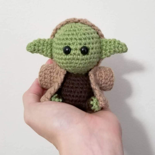Baby Yoda the Galaxy Master Pocket Poppet by Freak + Pocky