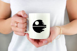 Death Star Vinyl Decal