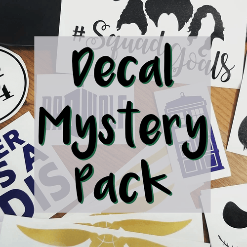 Decal Mystery Pack - Freak + Pocky
