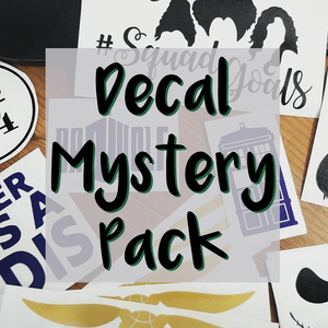 Decal Mystery Pack