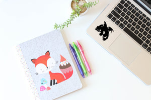 Toothless the Dragon Decal by Freak + Pocky