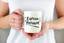 Load image into Gallery viewer, Espresso Patronum Vinyl Decal