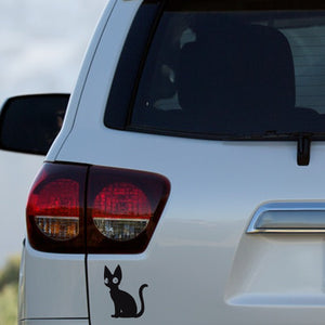 Jiji the Cat Vinyl Decal