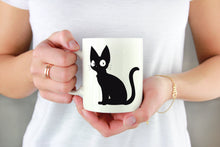 Load image into Gallery viewer, Jiji the Cat Vinyl Decal