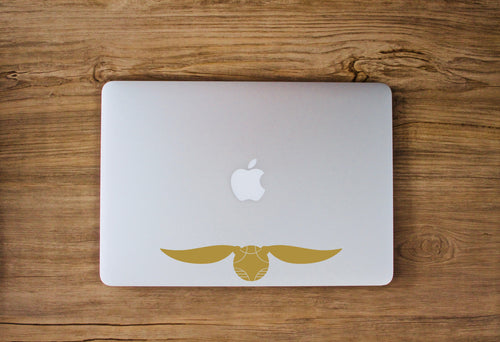 Golden Snitch Decal by Freak + Pocky