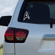 Load image into Gallery viewer, Starfleet Command Decal by Freak + Pocky