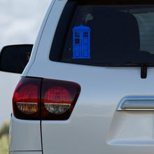 Load image into Gallery viewer, TARDIS Decal by Freak + Pocky