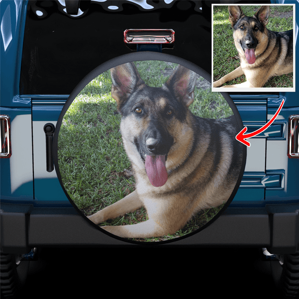 Extra 20% OFF THE 2ND-Custom Your Pet Spare Tire Cover
