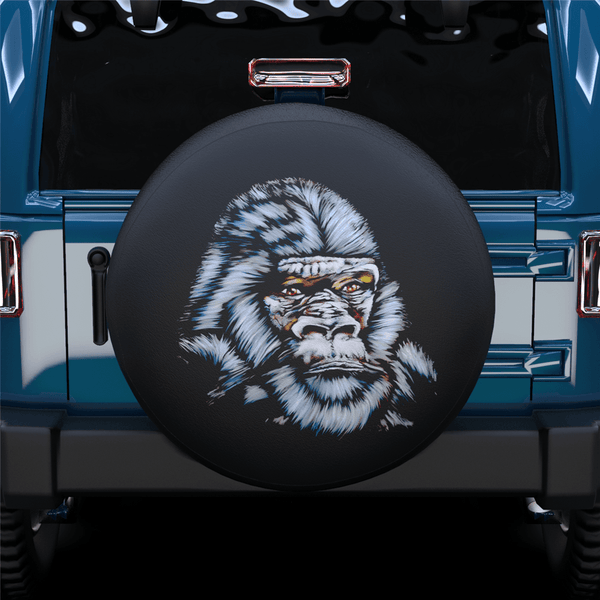 Animal Avatar Spare Tire Cover For SUV