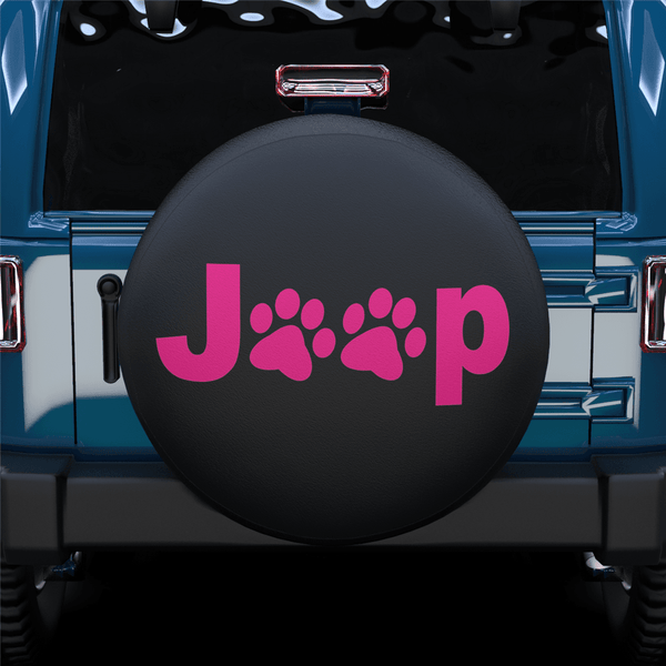 Jeep Spare Tire Cover For RV