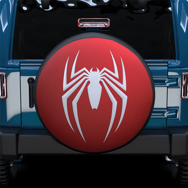 Spider-Man Spare Tire Cover For RV
