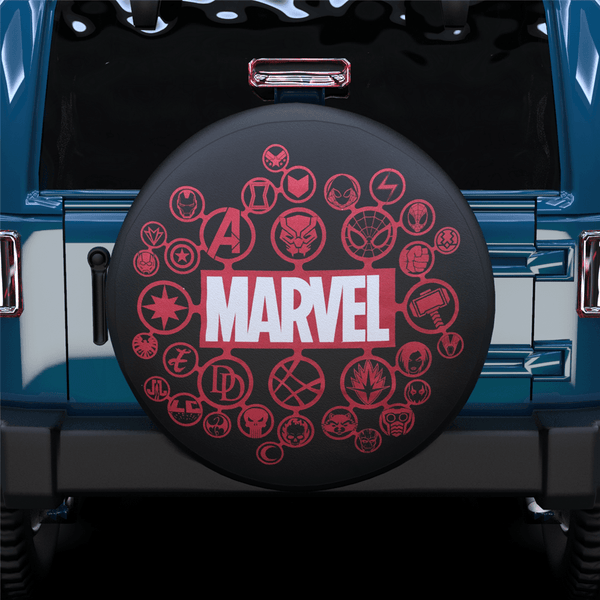 MARVEL Spare Tire Cover