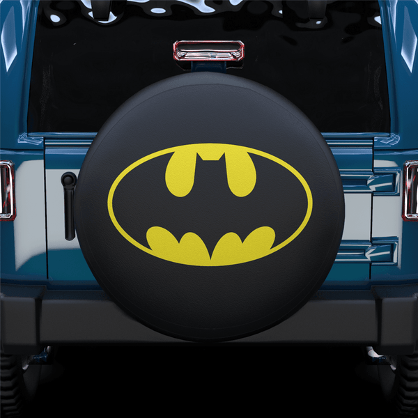 BATMAN Spare Tire Cover
