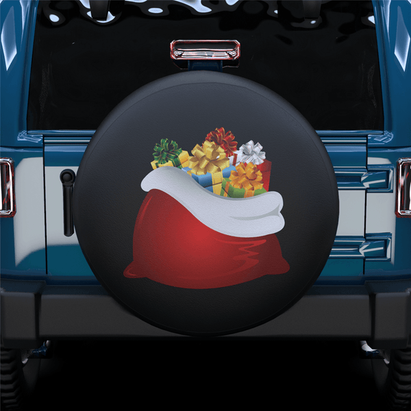 Christmas Gift Spare Tire Cover For RV