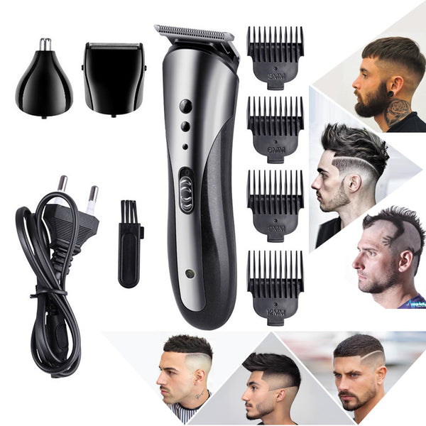 Electric Hair Clipper - Stay Home Haircut By Yourself, Haircut For Your Family,Haircut For Your Baby