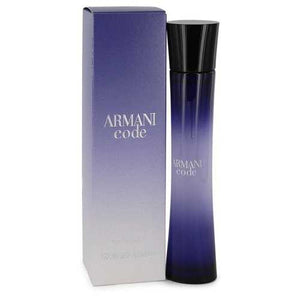 Armani Code by Giorgio Armani Eau De Parfum Spray 2.5 oz (Women)