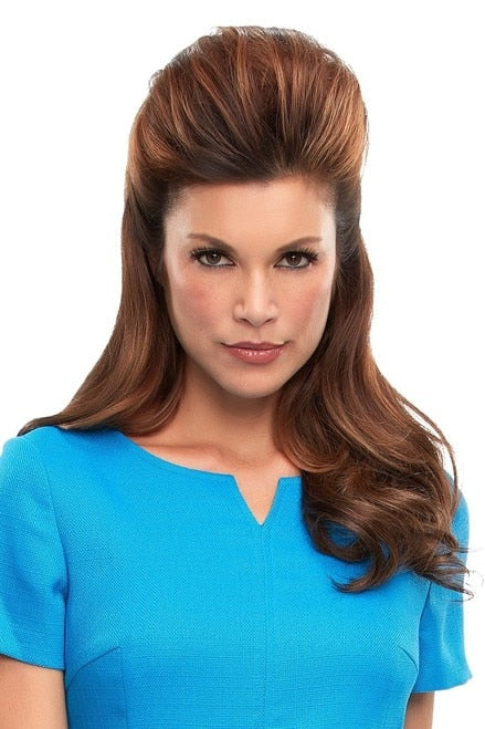 Top This Topper - 16inch Human Hair