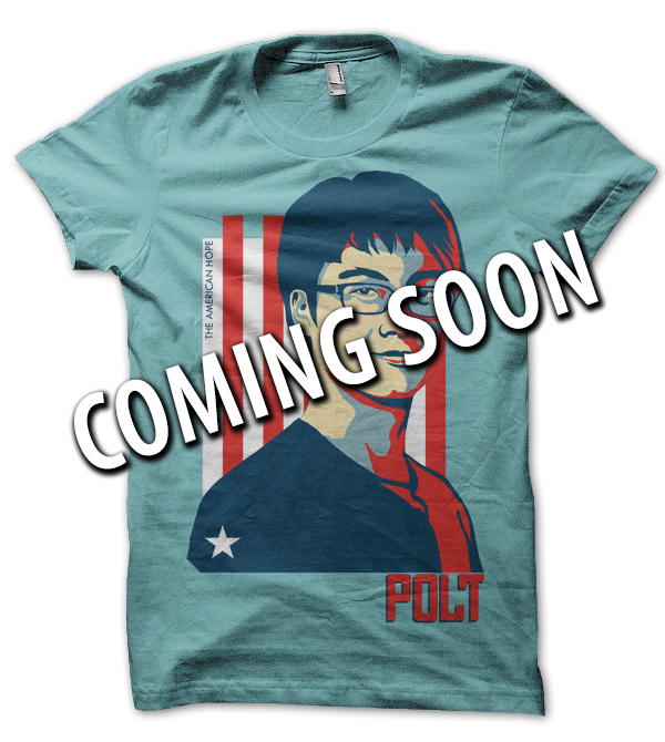 Polt Flag Shirt - Coming Soon