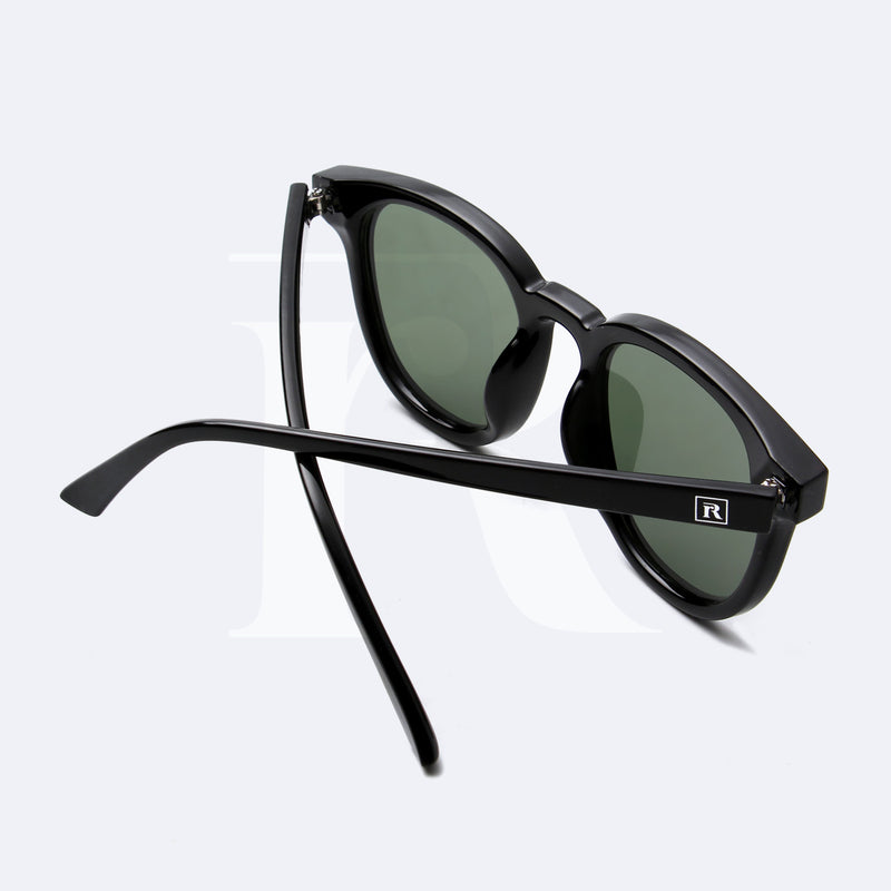 sunglasses made of ocean plastic pasha black responseability
