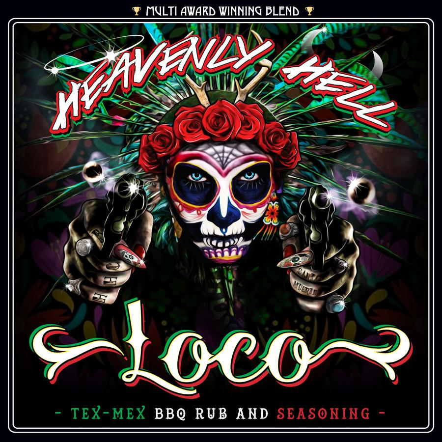 Heavenly hell Loco