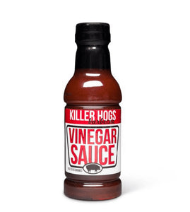 Killer Hogs Vinegar Sauce - Full Throttle Barbeque