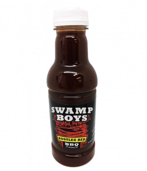 Swamp Boys Bootleg Vinegar BBQ Sauce - Full Throttle Barbeque