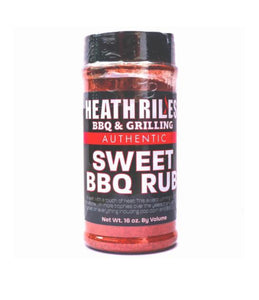 Heath Riles BBQ Sweet BBQ Rub - Full Throttle Barbeque
