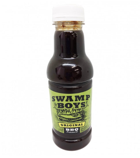 Swamp Boys Original BBQ Sauce - Full Throttle Barbeque