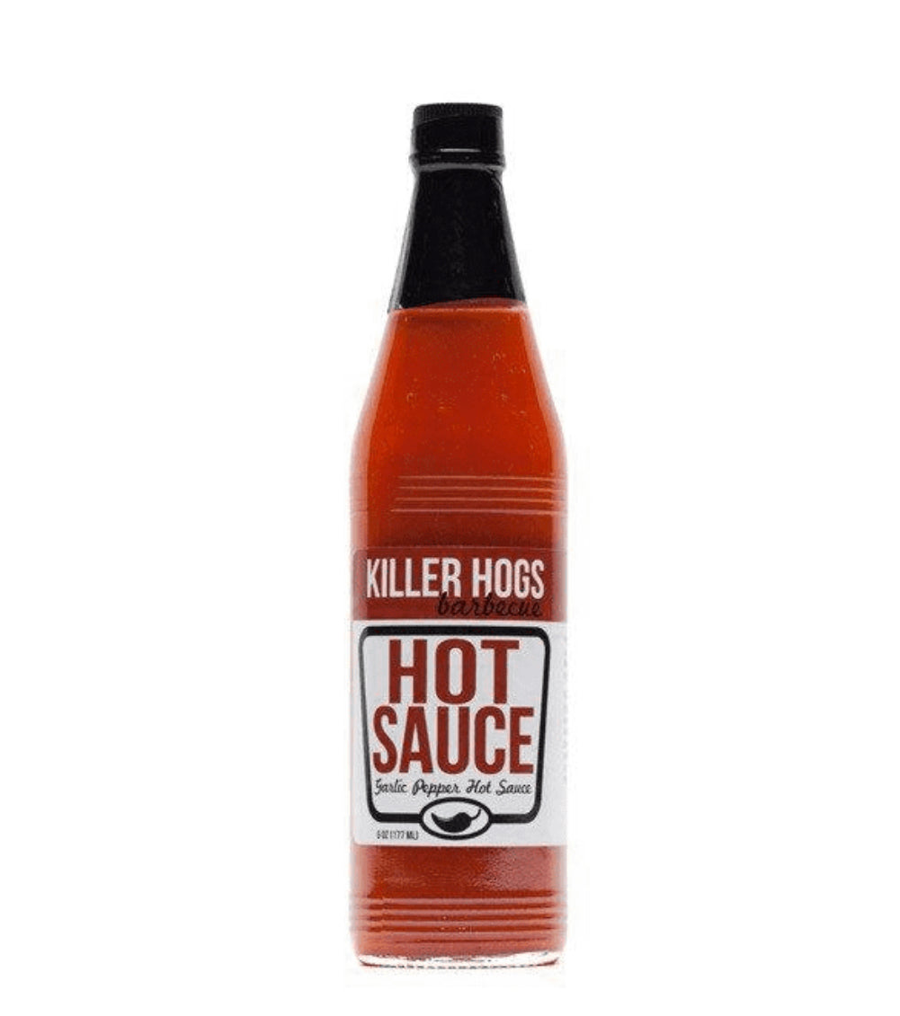 Killer Hogs Hot Sauce - Full Throttle Barbeque