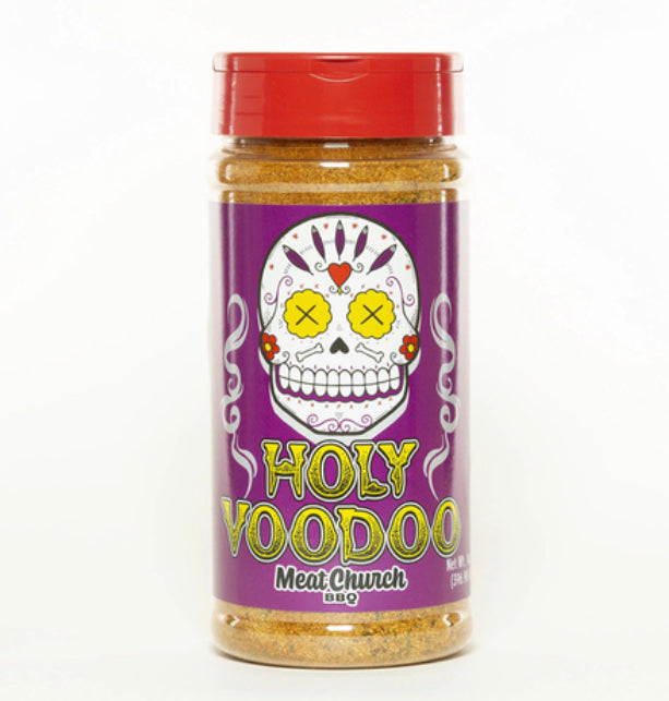 Meat Church Holy Voodoo Rub - Full Throttle Barbeque