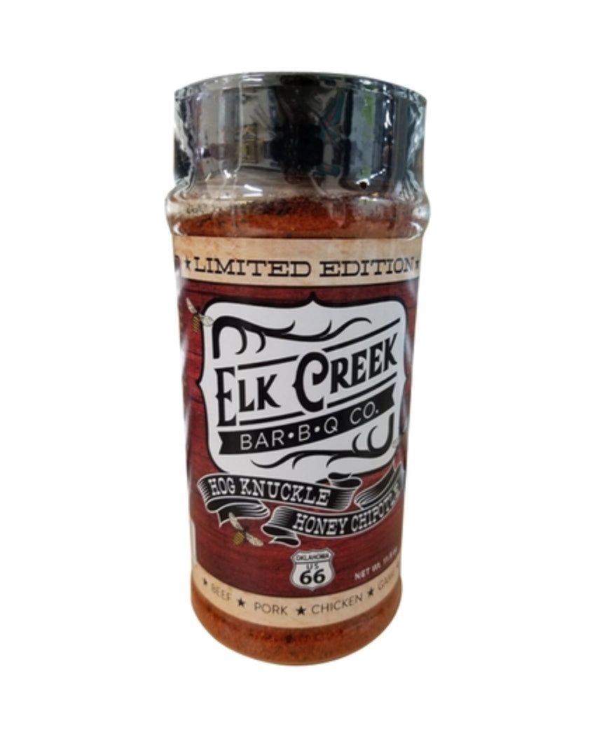 Elk Creek Hog Knuckle Honey Chipotle - Full Throttle Barbeque