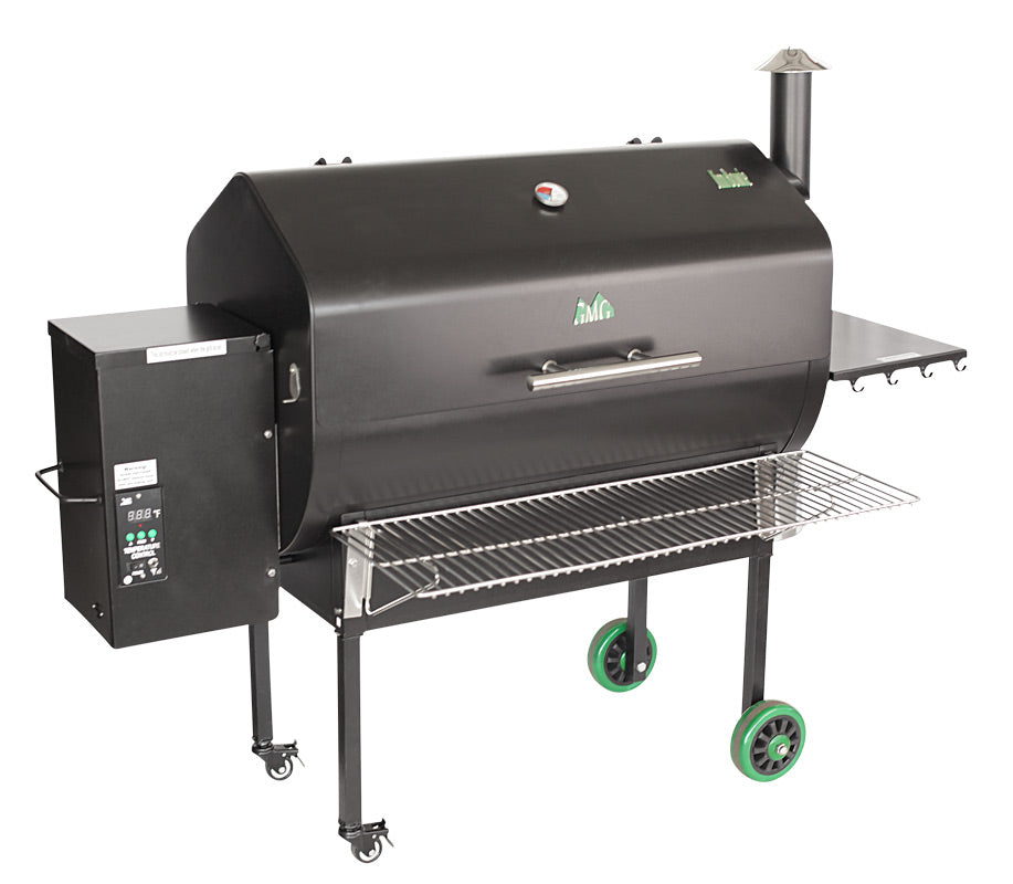 Green Mountian Grills Jim Bowie Front Shelf - Full Throttle Barbeque