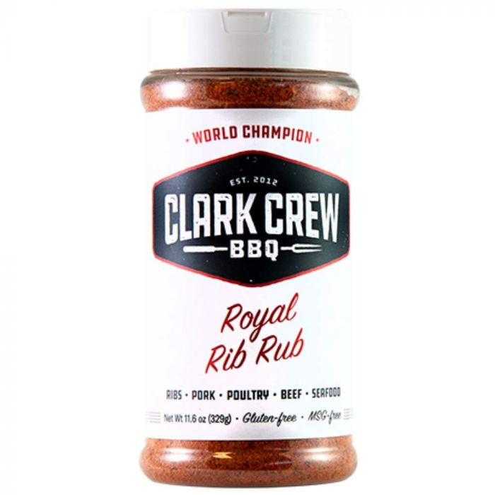 Clark Crew- Royal Rib Rub