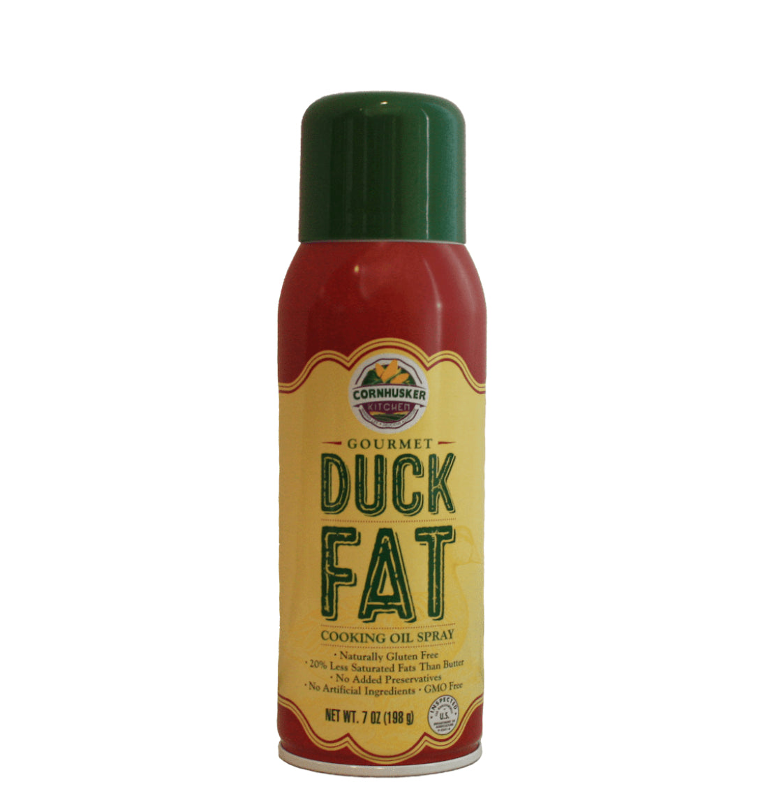 Gourmet Duck Fat Cooking Oil Spray - Full Throttle Barbeque