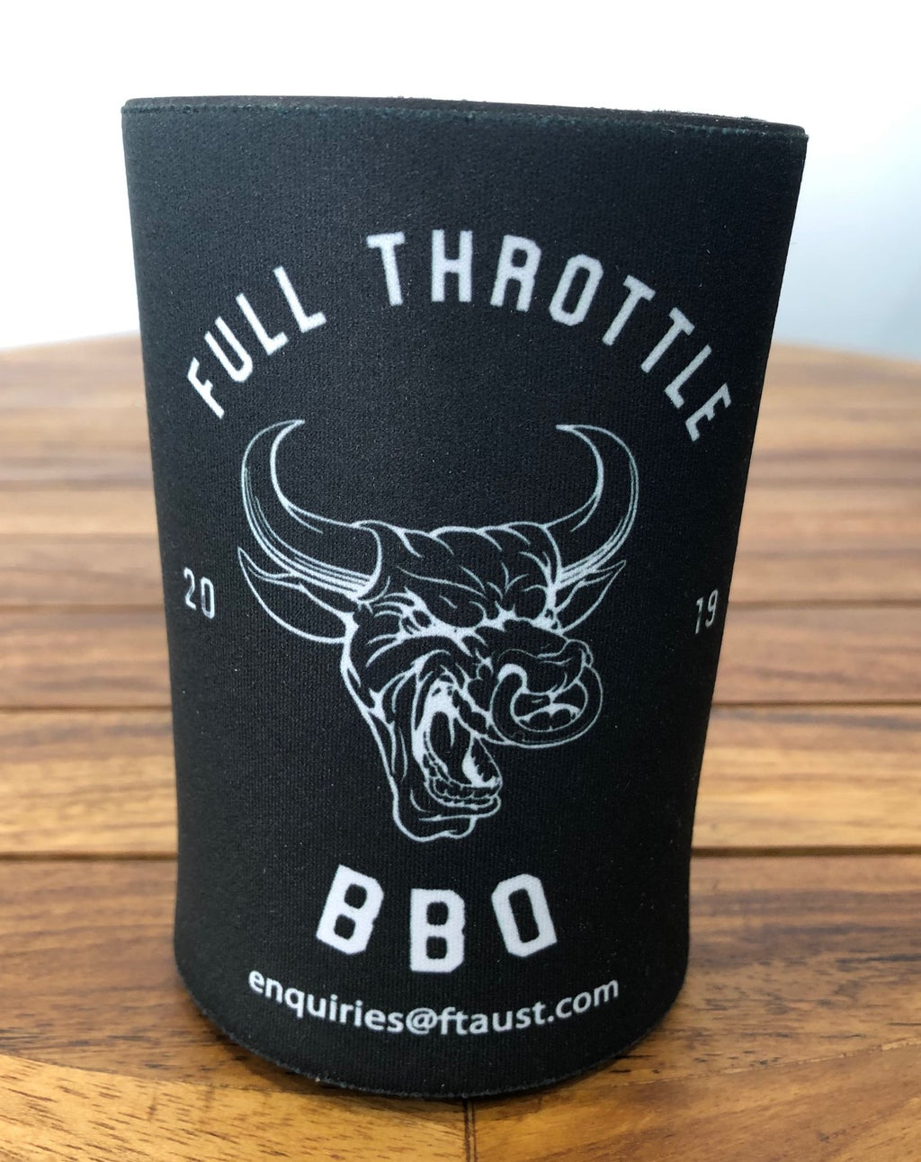 Full Throttle BBQ Beer Cooler