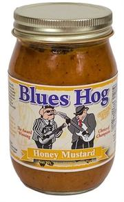 Blues Hog Honey Mustard 473ml - Full Throttle Barbeque