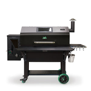 Green Mountain Grills Jim Bowie Prime WIFI Pellet Grill Black Hood - Full Throttle Barbeque