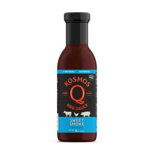 Kosmos Q Sweet Smokey BBQ Sauce - Full Throttle Barbeque