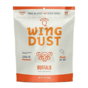 Kosmos Q Buffalo Wing Dust - Full Throttle Barbeque