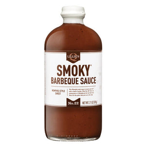 Lillies Smoky BBQ Sauce - Full Throttle Barbeque