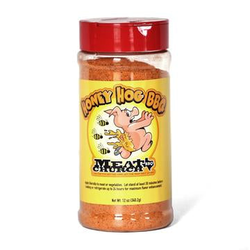Meat Church Honey Hog BBQ Rub - Full Throttle Barbeque