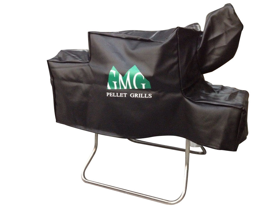 Green Mountain Grills Davey Crockett Cover - Full Throttle Barbeque