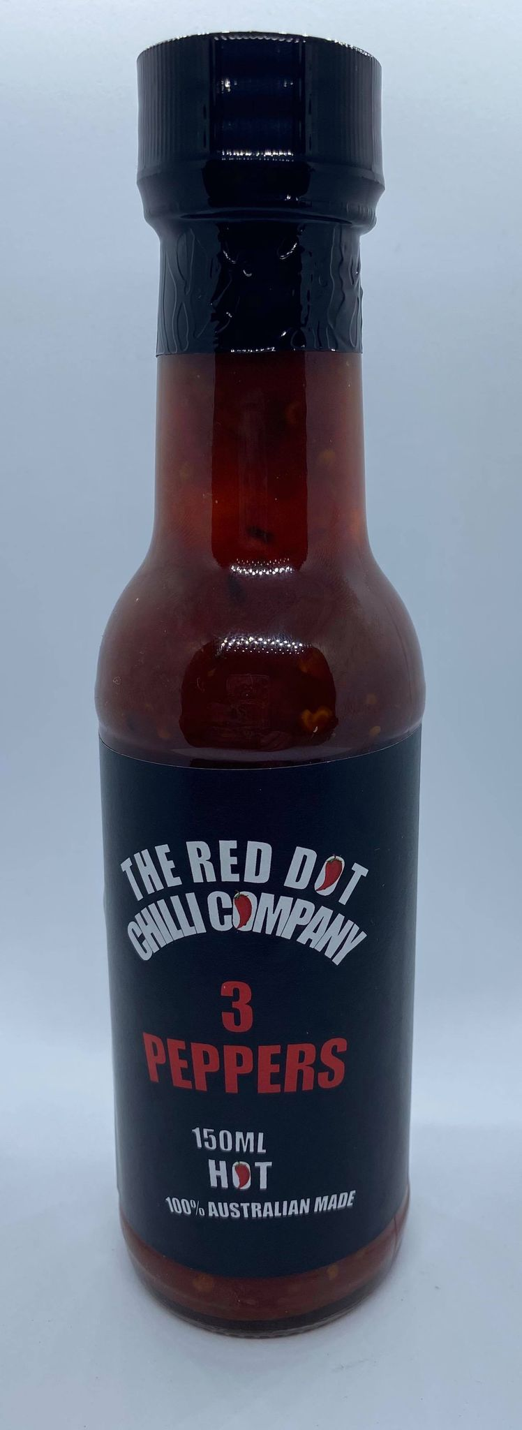The Red Dot Chilli Company - 3 Peppers
