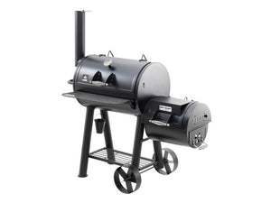 Hark Chubby Offset Smoker - Full Throttle Barbeque