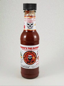 Australian Extreme Chilli Condiments Where's The Dunny - Full Throttle Barbeque