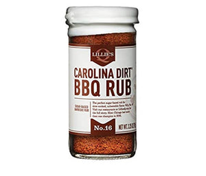 Lillies Carolina Dirt Rub - Full Throttle Barbeque
