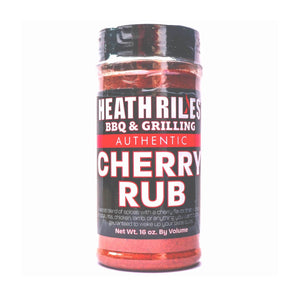 Heath Riles BBQ Cherry Rub 320g - Full Throttle Barbeque
