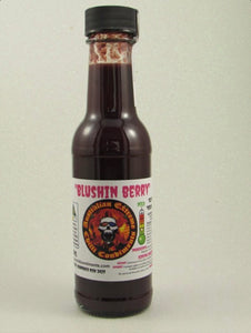 Australian Extreme Chilli Condiments Blushin Berry - Full Throttle Barbeque